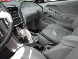 2000 Ford Mustang GT Coupe Front Seat