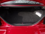 2000 Ford Mustang GT Coupe Trunk