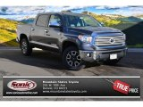 2015 Magnetic Gray Metallic Toyota Tundra Limited CrewMax 4x4 #99596677