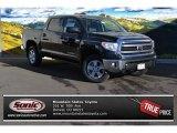 2015 Black Toyota Tundra SR5 CrewMax 4x4 #99596673