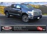 2015 Magnetic Gray Metallic Toyota Tundra Limited CrewMax 4x4 #99596672