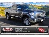 2015 Magnetic Gray Metallic Toyota Tundra Limited CrewMax 4x4 #99596665