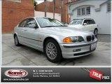 2000 Titanium Silver Metallic BMW 3 Series 328i Sedan #99631838
