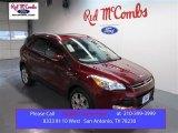 2015 Ruby Red Metallic Ford Escape Titanium #99631743