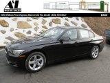 2015 Jet Black BMW 3 Series 320i xDrive Sedan #99632206