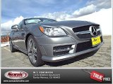 2015 Mercedes-Benz SLK Palladium Silver Metallic