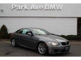 2011 Space Gray Metallic BMW 3 Series 335i Coupe #99631730