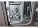 2015 Chevrolet Silverado 1500 LT Crew Cab 4x4 Controls