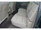 2015 Chevrolet Silverado 1500 LT Crew Cab 4x4 Cocoa/Dune Interior