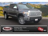 2015 Magnetic Gray Metallic Toyota Tundra Limited CrewMax 4x4 #99631666