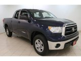 2013 Nautical Blue Metallic Toyota Tundra Double Cab 4x4 #99632114