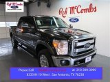 2015 Tuxedo Black Ford F250 Super Duty Lariat Crew Cab 4x4 #99670031