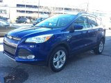 2014 Deep Impact Blue Ford Escape SE 2.0L EcoBoost 4WD #99670545