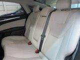 2015 Ford Fusion Hybrid Titanium Rear Seat