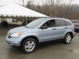 2011 Glacier Blue Metallic Honda CR-V EX 4WD #99670123