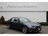 2014 Mineral Grey Metallic BMW 3 Series 335i xDrive Sedan #99670019