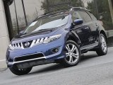 2009 Deep Sapphire Metallic Nissan Murano LE AWD #99670217