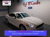 2015 Oxford White Ford Mustang V6 Coupe #99670034