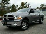 2011 Mineral Gray Metallic Dodge Ram 1500 SLT Crew Cab 4x4 #99670567