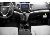 2015 Honda CR-V EX Dashboard