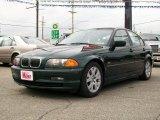 1999 Fern Green Metallic BMW 3 Series 323i Sedan #9967381