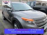 2014 Sterling Gray Ford Explorer Limited #99736408