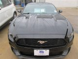 2015 Black Ford Mustang V6 Coupe #99736400
