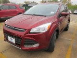 2015 Sunset Metallic Ford Escape SE #99736395