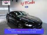 2015 Black Ford Mustang V6 Coupe #99736385