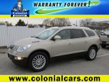 2011 Gold Mist Metallic Buick Enclave CXL AWD #99736674