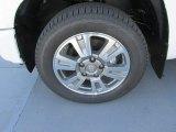 2015 Toyota Tundra Platinum CrewMax Wheel