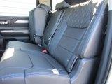 2015 Toyota Tundra Platinum CrewMax Black Interior