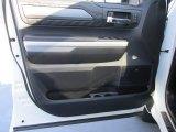 2015 Toyota Tundra Platinum CrewMax Door Panel