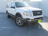 2015 White Platinum Metallic Tri-Coat Ford Expedition King Ranch #99736553