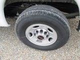 GMC Savana Van 2015 Wheels and Tires