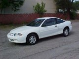 2003 Olympic White Chevrolet Cavalier Coupe #9971986