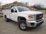 2015 GMC Sierra 2500HD Regular Cab 4x4 Utility Truck Data, Info and Specs