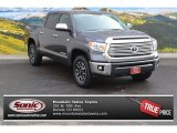 2014 Magnetic Gray Metallic Toyota Tundra Limited Crewmax 4x4 #99736328