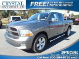 2012 Mineral Gray Metallic Dodge Ram 1500 ST Quad Cab #99736644