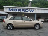2005 Light Driftwood Metallic Chevrolet Malibu Maxx LS Wagon #9961987