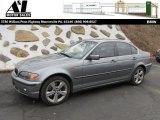 2005 Silver Grey Metallic BMW 3 Series 330xi Sedan #99765242