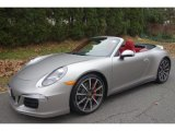 2013 Porsche 911 Carrera 4S Cabriolet Data, Info and Specs