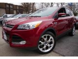 2013 Ruby Red Metallic Ford Escape Titanium 2.0L EcoBoost 4WD #99765014
