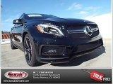 2015 Night Black Mercedes-Benz GLA 45 AMG 4Matic #99764867