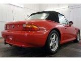 1996 BMW Z3 Bright Red