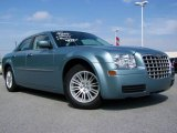 2008 Clearwater Blue Pearl Chrysler 300 LX #9956858