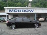 2003 Black Dodge Neon SXT #9962107