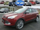 2015 Sunset Metallic Ford Escape SE 4WD #99765134