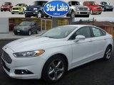 2015 Oxford White Ford Fusion SE #99765130