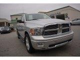 2011 Bright Silver Metallic Dodge Ram 1500 Big Horn Quad Cab #99764987